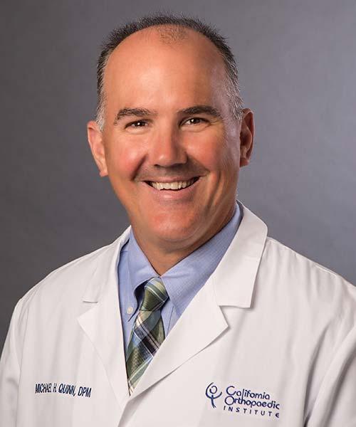 Our Team: Dr  Michael H  Quinn | California Orthopaedic